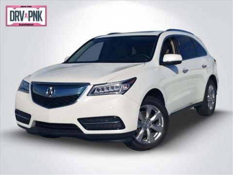 Pre-Owned 2015 Acura MDX Advance/Entertainment Pkg